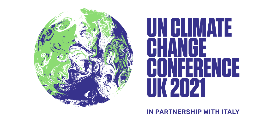 Postcard for 12 COP26 Side Events hosted by Climate Compatible Growth focusing on clean energy, decarbonising transport and green investment. Dates are the 03-05 Nov 2021. Location is Stathclyde University and online. Registration and more details to follow at www.climatecompatiblegrowth.com
