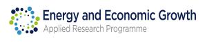 Energy and Economic Growth Logo